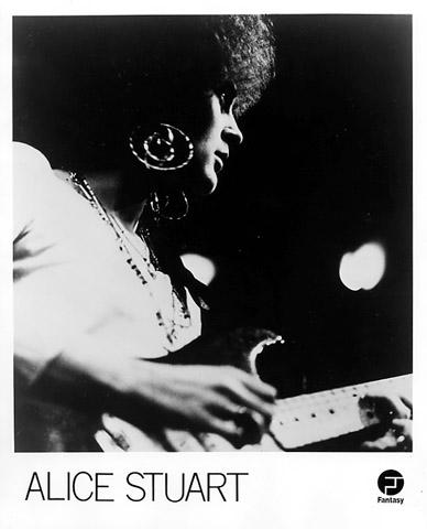 Alice Stuart Promo Print