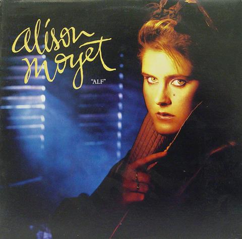 Alison Moyet Vinyl (Used)