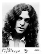 Allen Collins Promo Print