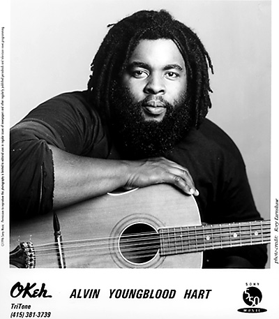 Alvin Youngblood Hart Promo Print