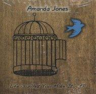 Amanda Jones CD