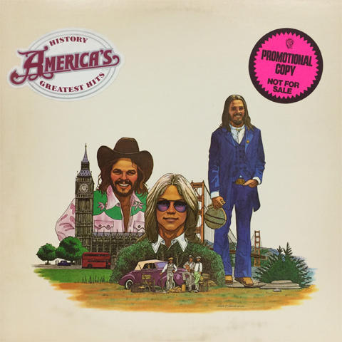 America Vinyl (Used)
