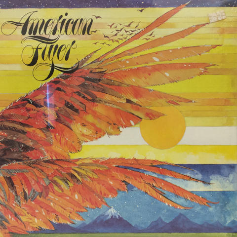 American Flyer Vinyl