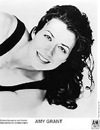 Amy Grant Promo Print