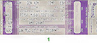Amy Grant Vintage Ticket
