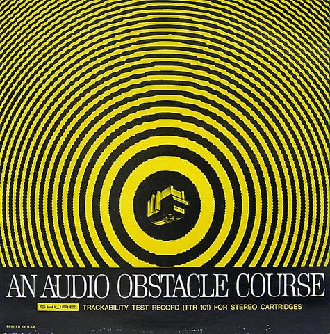 An Audio Obstacle Course Vinyl (Used)