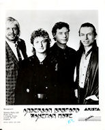 Anderson Bruford Wakeman Howe Promo Print