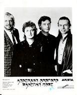 Anderson Bruford Wakeman Howe Promo Print