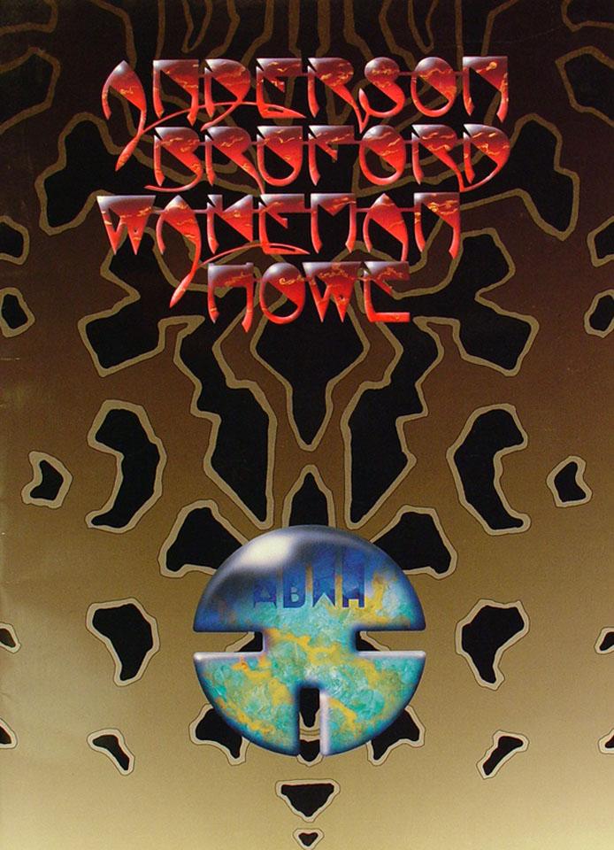 Anderson Bruford Program