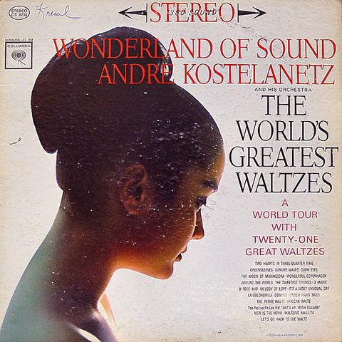 Andre Kostelanetz and His Orchestra Vinyl (Used)