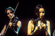Andrea Corr BG Archives Print
