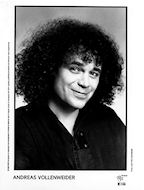 Andreas Vollenweider Promo Print