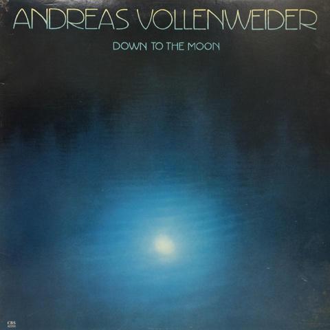 Andreas Vollenweider Vinyl (Used)