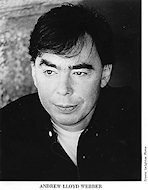 Andrew Lloyd Webber Promo Print