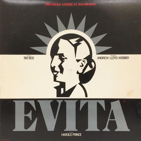 Andrew Lloyd Webber Vinyl (Used)