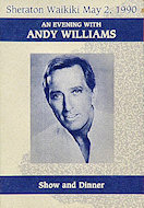 Andy Williams Program