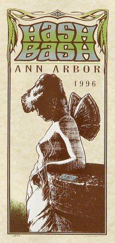 Ann Arbor Hash Bash Handbill