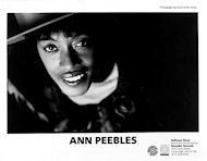 Ann Peebles Promo Print