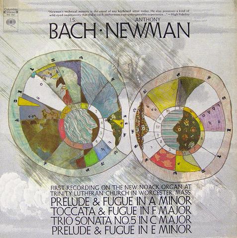 Anthony Newman Vinyl (Used)