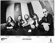 Anthrax Promo Print
