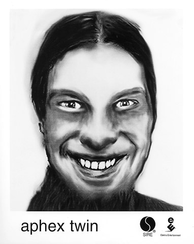 Aphex TwinPromo Print