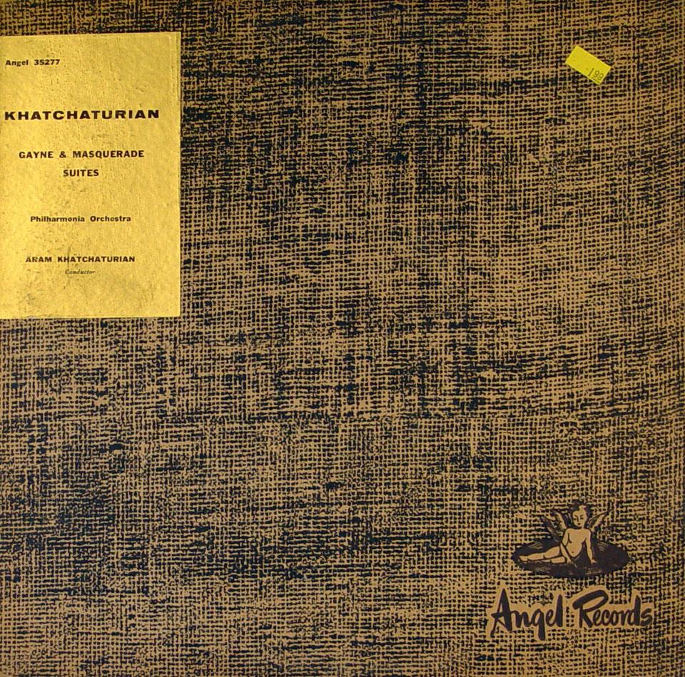 Aram Khatchaturian Khatchaturian - Boris Berezovsky - Sonata And Dances
