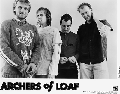 Archers of Loaf Promo Print