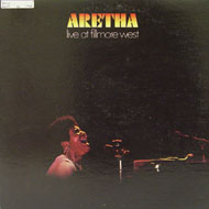 Aretha Franklin Vinyl (Used)