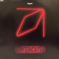 "Argent Vinyl 12"" (New)"
