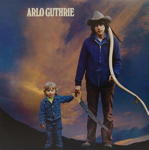 """Arlo Guthrie Vinyl 12"""" (Used)"""