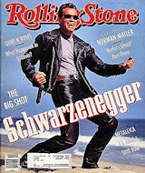 Arnold Schwarzenegger Rolling Stone Magazine