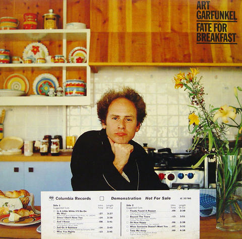 "Art Garfunkel Vinyl 12"" (Used)"