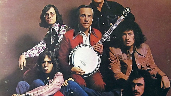 The Earl Scruggs Revue