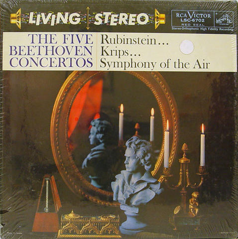 Artur Rubinstein Vinyl (New)
