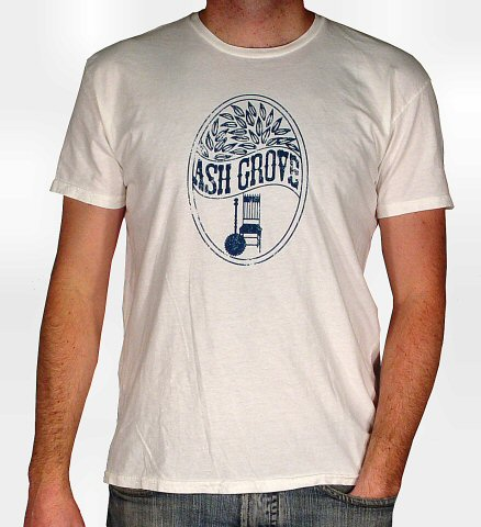 Ash Grove Men's Retro T-Shirt