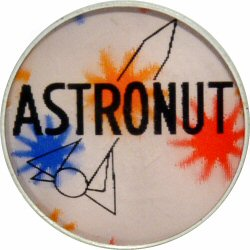 AstronutVintage Pin