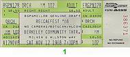Aswad 1980s Ticket
