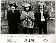 Aum Promo Print