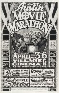 Austin Movie Marathon Poster