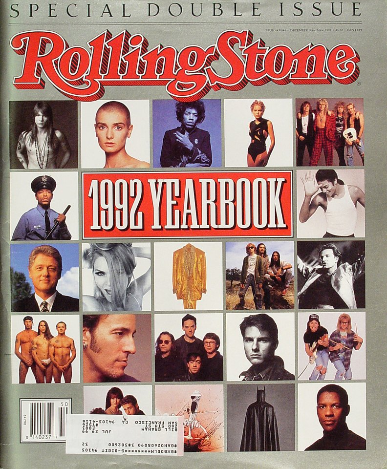 Axl RoseRolling Stone Magazine