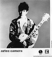 Aztec Camera Promo Print