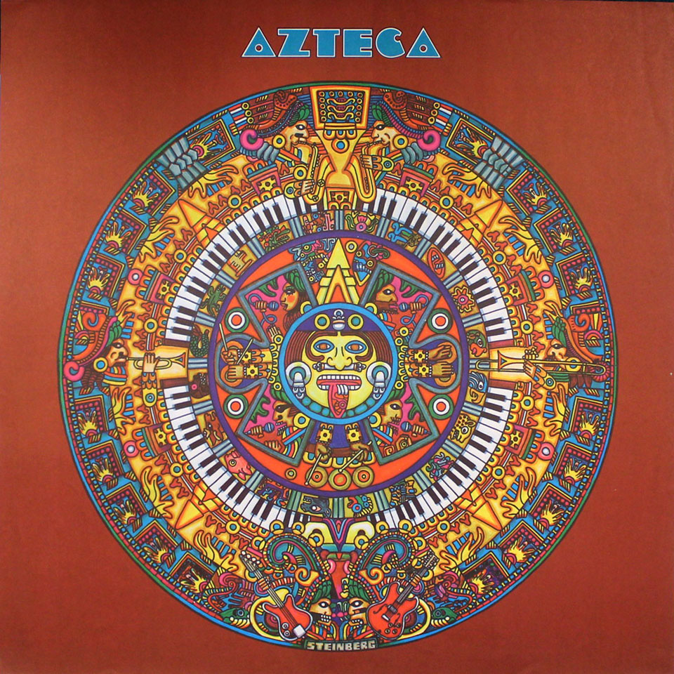 Azteca Poster