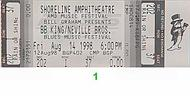 Storyville 1990s Ticket