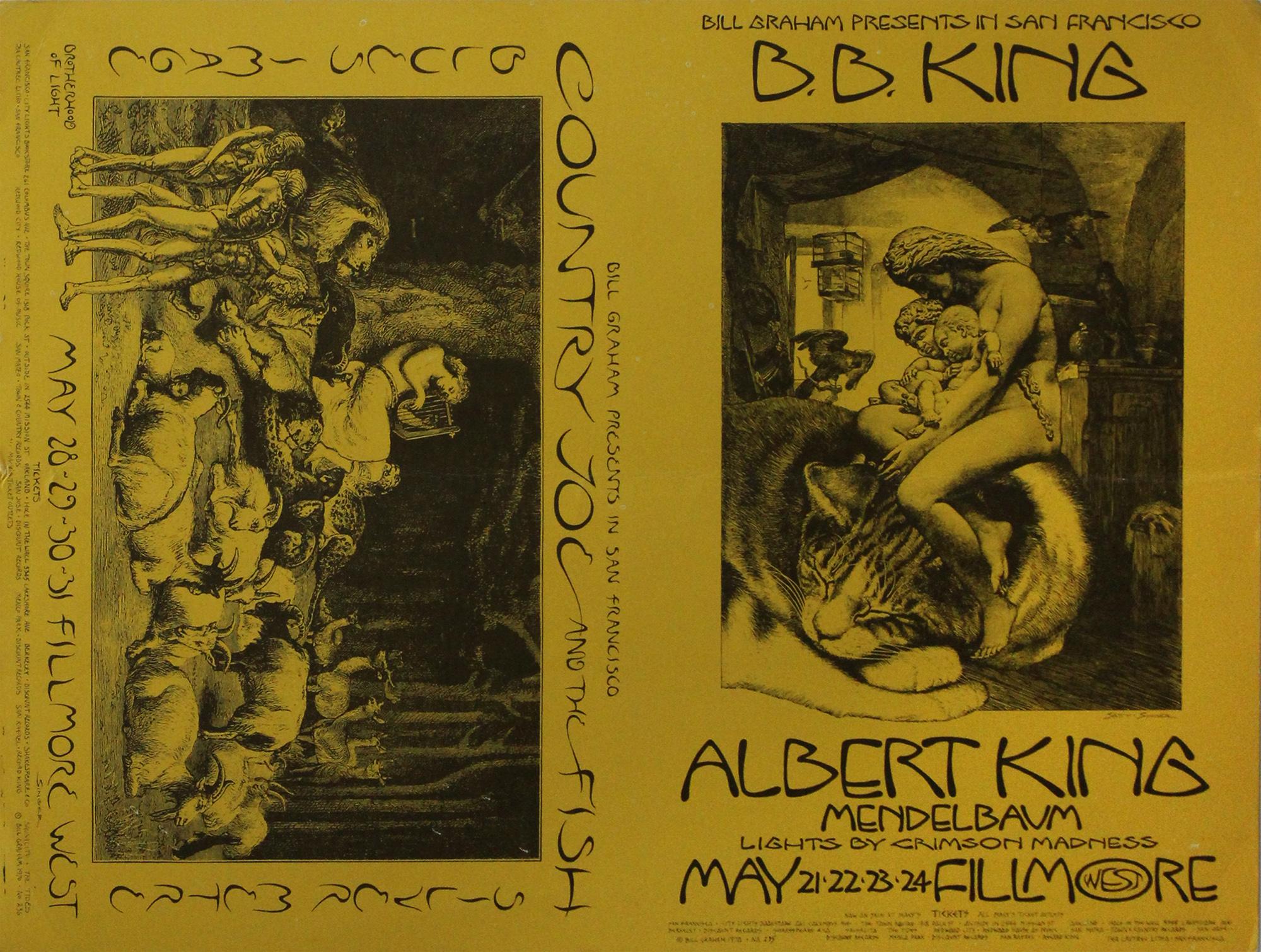 B.B. KingPostcard