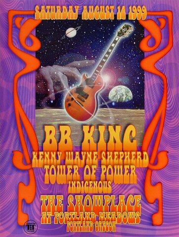 B.B. KingPoster