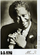 B.B. King Promo Print