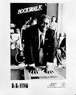 B.B. King Promo Print