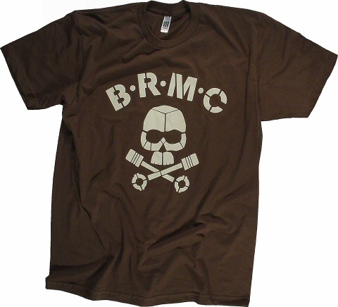 B.R.M.C. Men's Retro T-Shirt