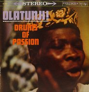 """Babatunde Olatunji Vinyl 12"""" (Used)"""