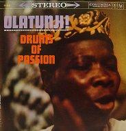 Babatunde Olatunji Vinyl (Used)